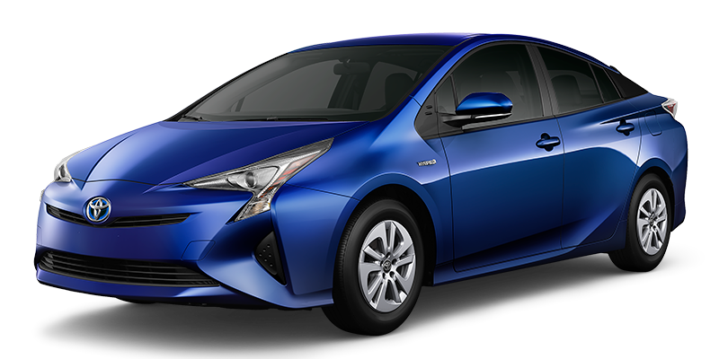 Cabs Smart Blue Prius